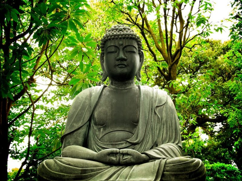 The Buddha Came Home from His Nepalese Gap Year and Won't Shut up About Buddhism