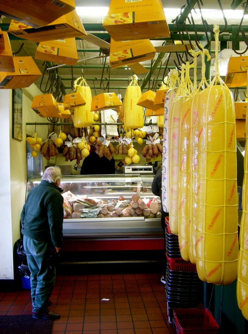 ShutterButton: Italian Market