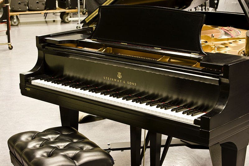 Ouch: This Freshman Stepped on the Compass and Then a Grand Piano Fell on Him