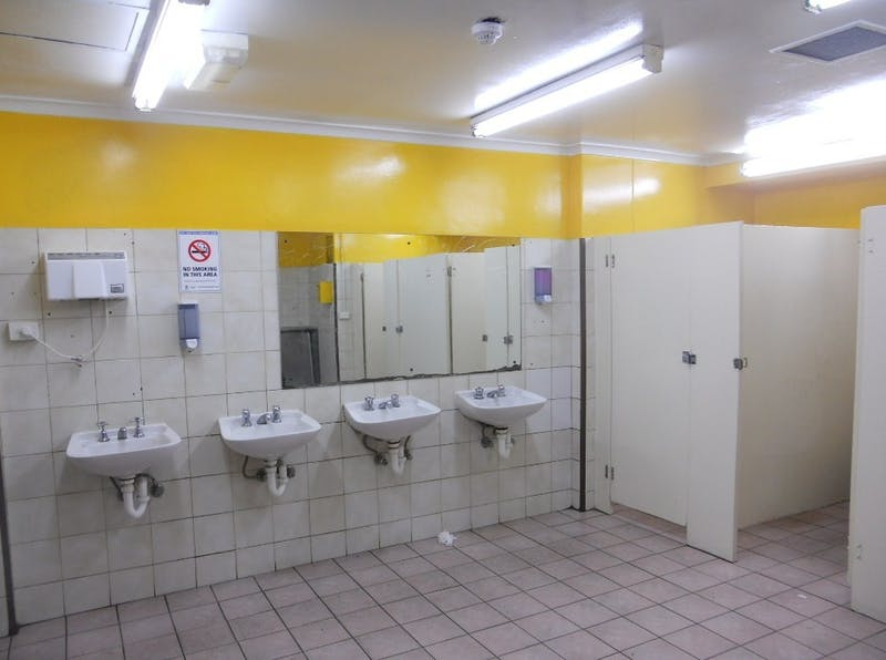 OP-ED: I Spend so Long in the DRL Bathroom and Not Because I'm Getting Head, I Have Hemorrhoids