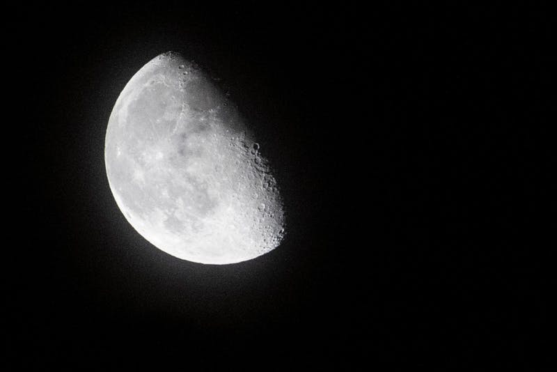 Wow! Penn Astronomy Beats Light Pollution, Announces First Ever Picture of Moon