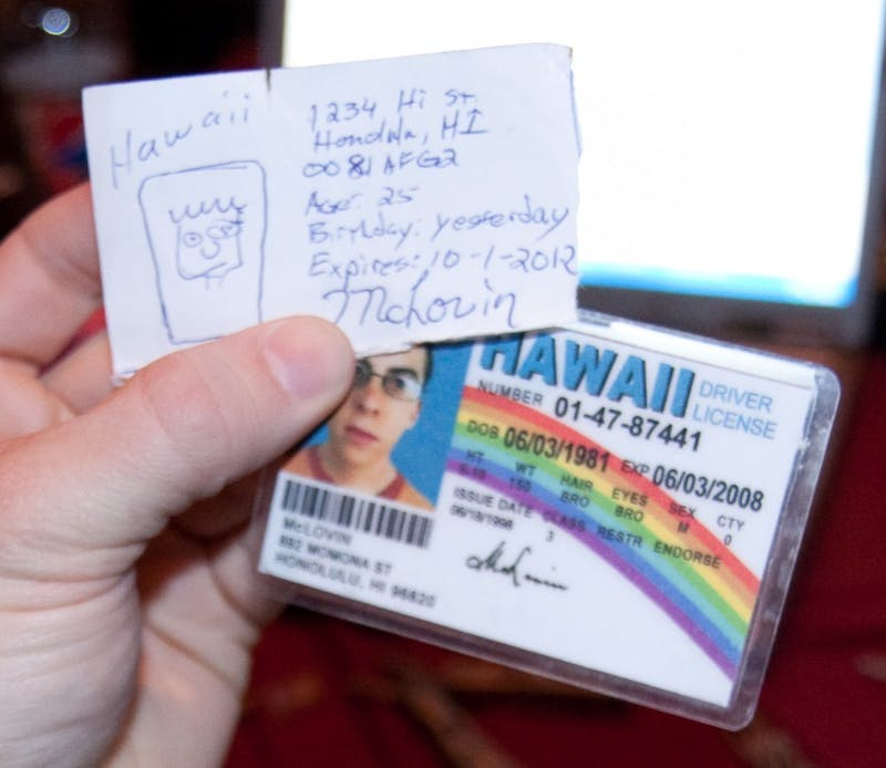 OP-ED: No, Sir, I Took Five Gap Years, And That's Why My ID Says I'm 26
