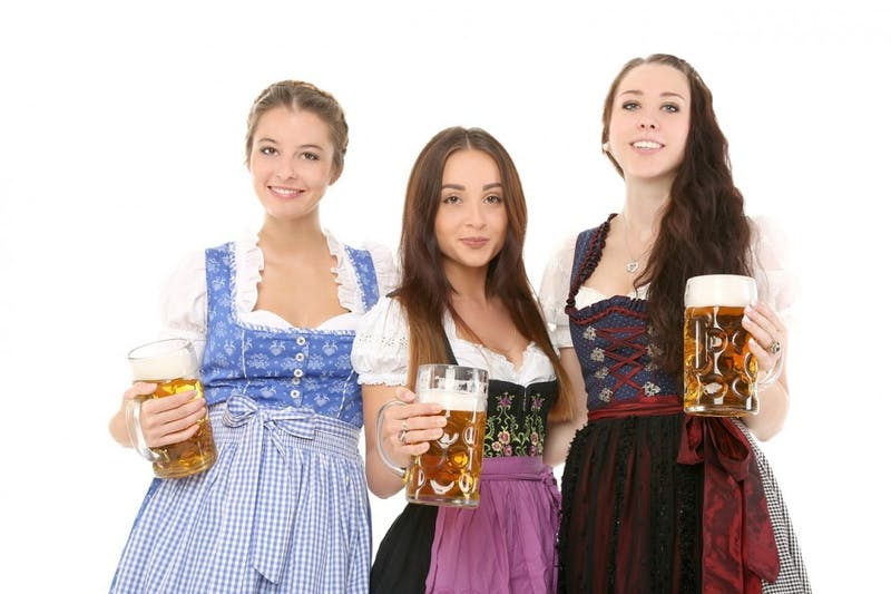Junior Pretends to Be 21 to Get Free Sauerkraut at Campus Oktoberfest
