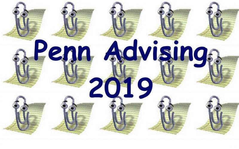 All Penn Advising to be Replaced by Microsoft Word's 'Clippy' Assistant