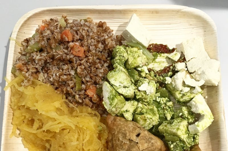 OP-ED: We Shouldn't Call Dining Hall Food 'Food'