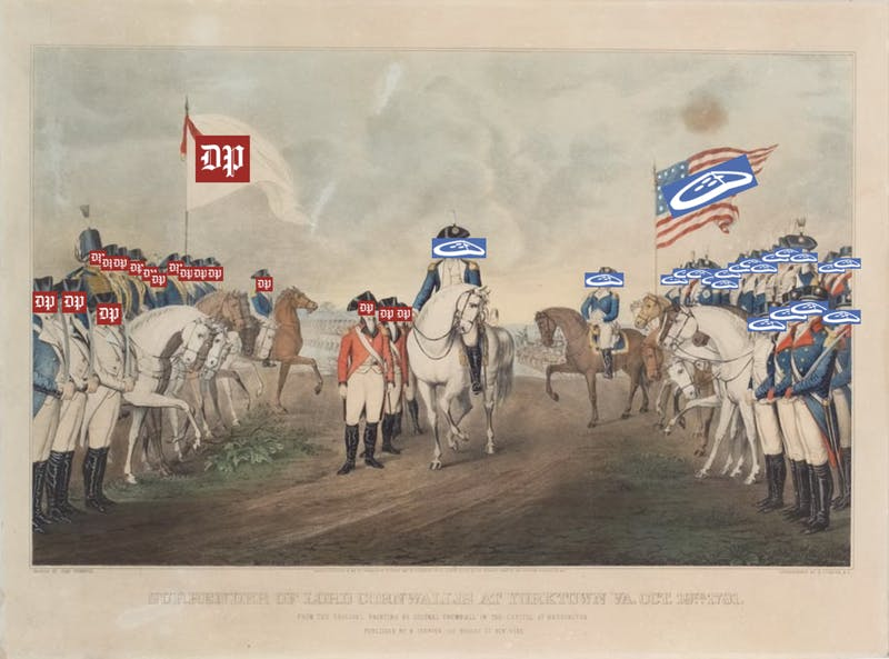 The United States of Under the Button Declares Independence from Great Daily Pennsylvanian