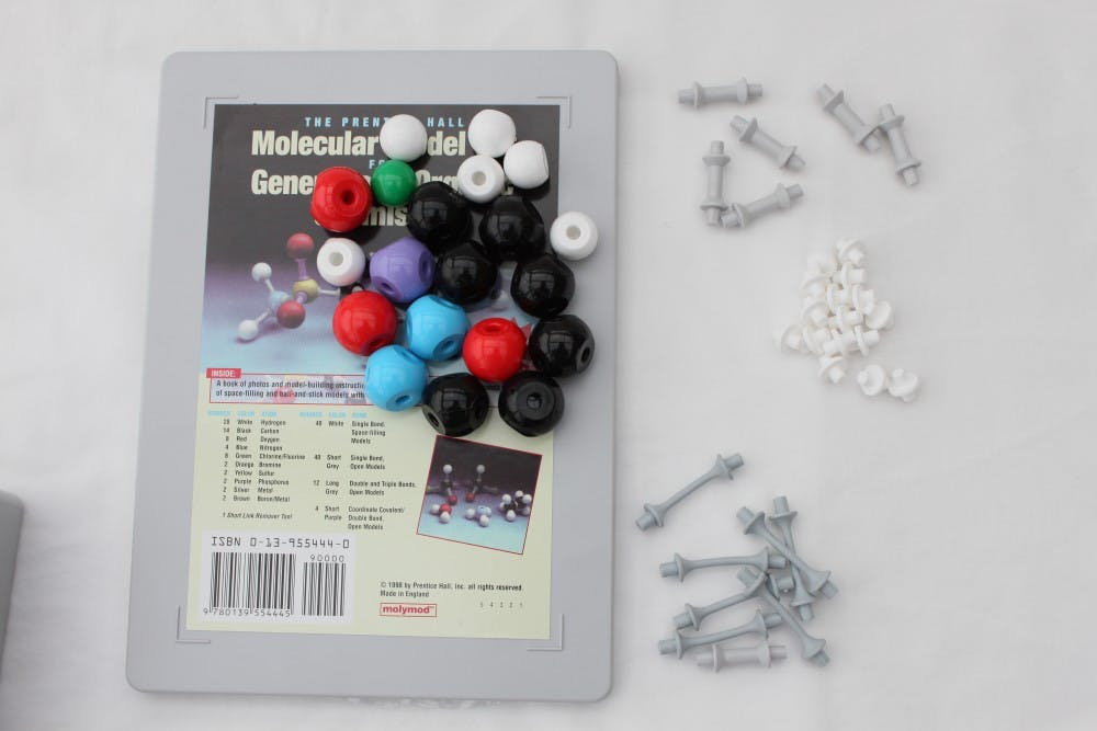 prentice-hall-molecular-model-set-for-general-organic-chemistry-8140