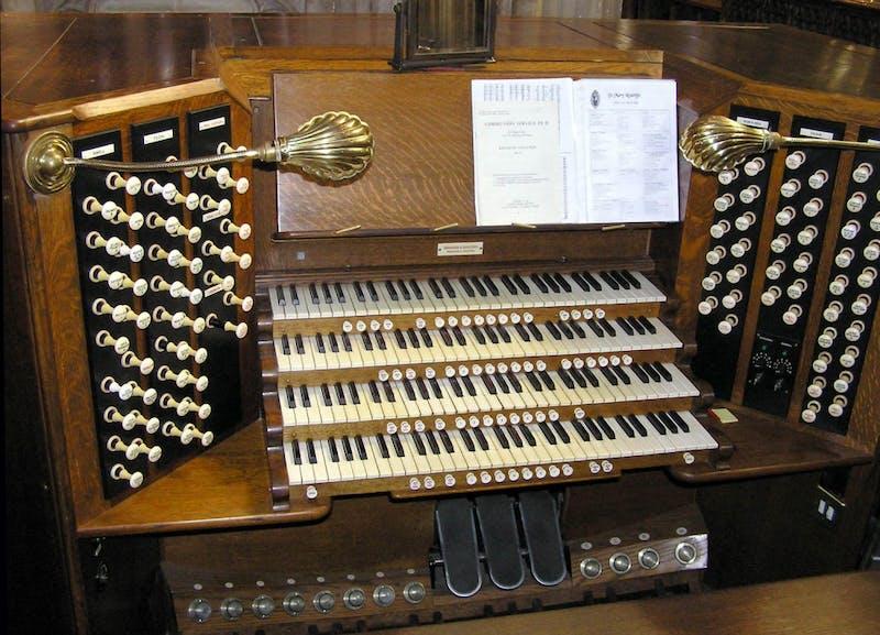 OP-ED: Let the Organ Music on Locust Headline Fling