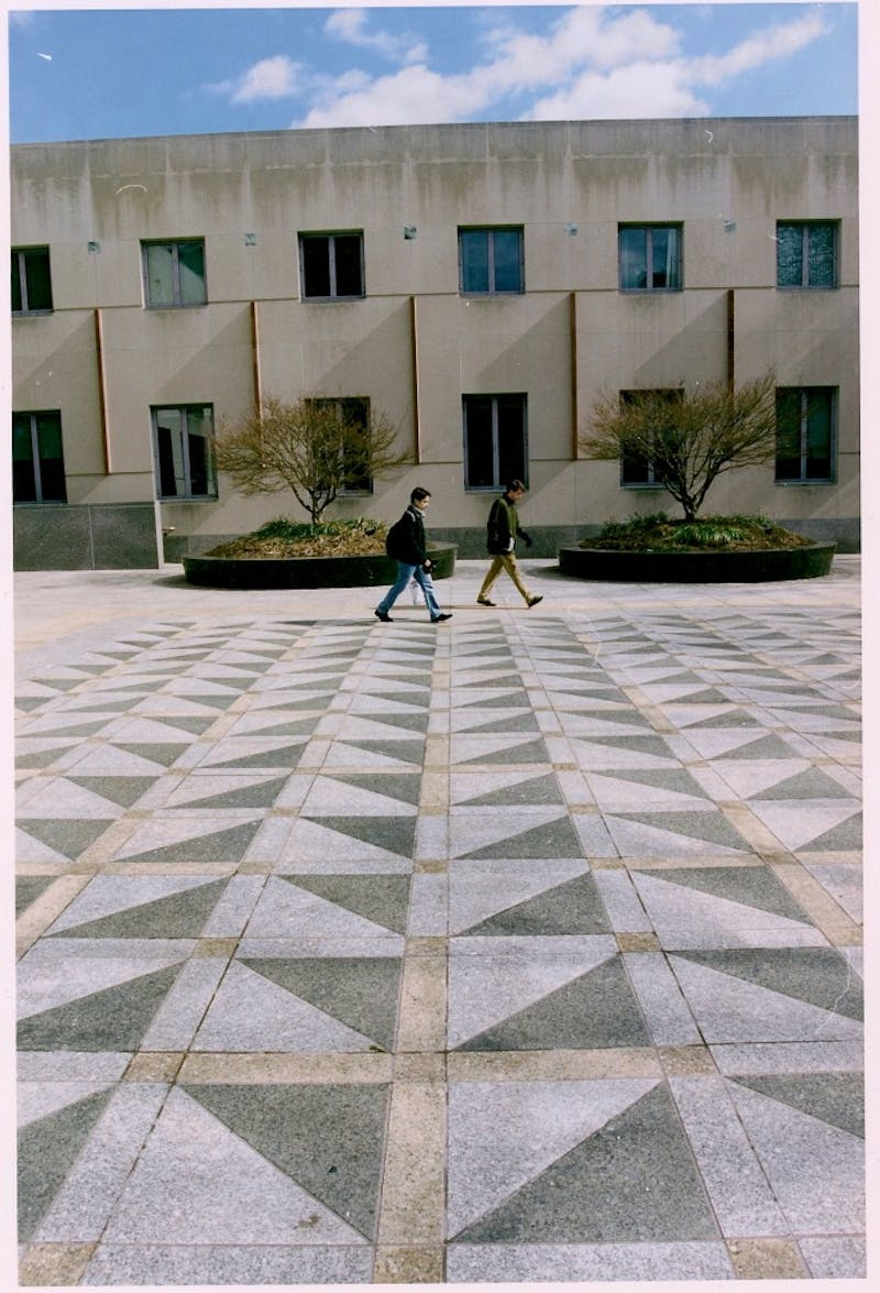 ShutterButton: Abbey Road Re-enacted At Annenberg