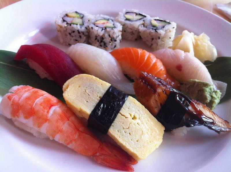 'Take Your Professor to Lunch' Victim? Popular Professor's Diet is Now 85% Pod Sushi