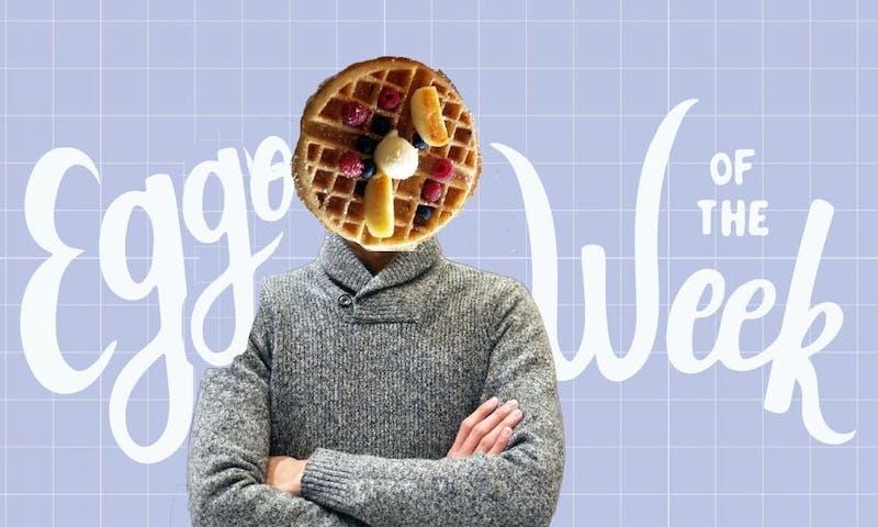 Eggo of the Week: Cinnamon Raisin Waffle