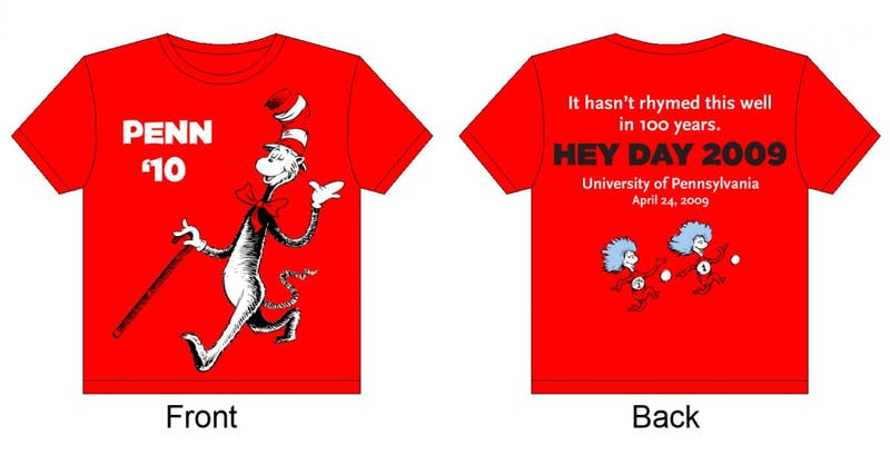 No, Actually, This Is The Winning Hey Day Shirt