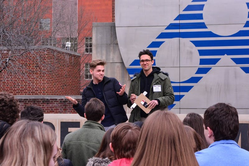 Student Tour Guide Ditches Facts, Talks About the Time He Was Body-Slammed into a Concrete Frat House Patio