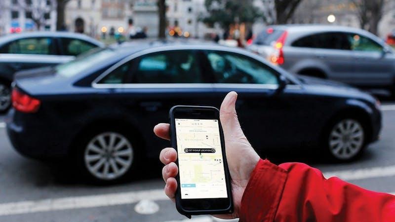 Generous Billionaire Calls Uberpool for Date