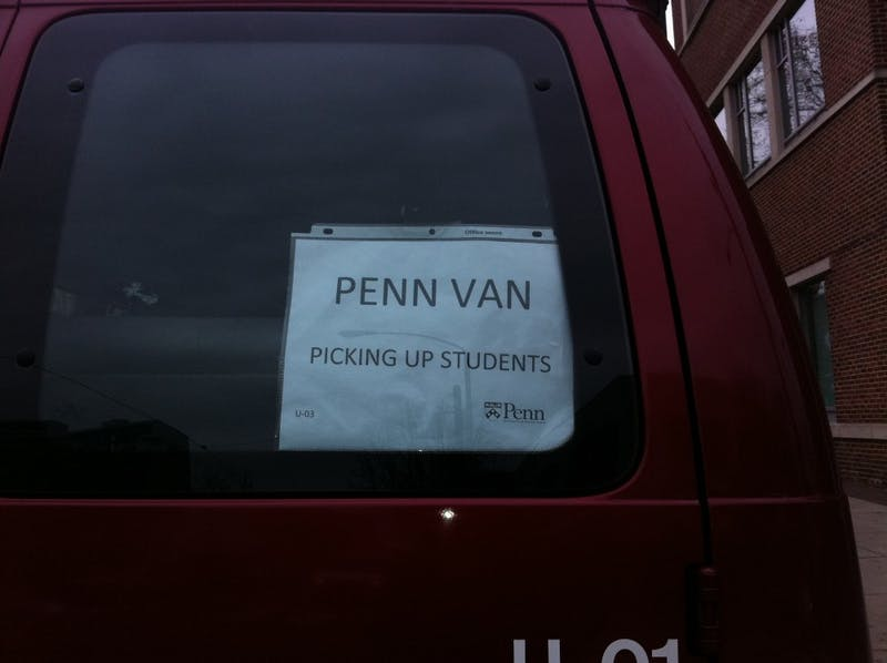 Mysterious Penn Van Of The Day