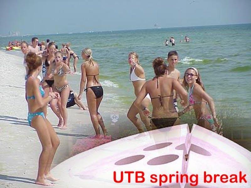 Wet Button Contest: How We Spent Spring Break