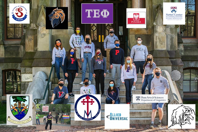 Penn Glee Club Integrates With Penn Sirens, Dhamaka, TEP, Penn Polish Club, the Netter Center, Gregory College House, Locust Protesters, Penn Catholic Newman Community, Allied Universal Workers, Linguistics Majors, and Your Mom