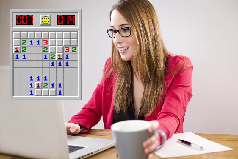 Quiz: Is Your Partner Working on the Presentation or Are They Just Speedrunning Minesweeper?
