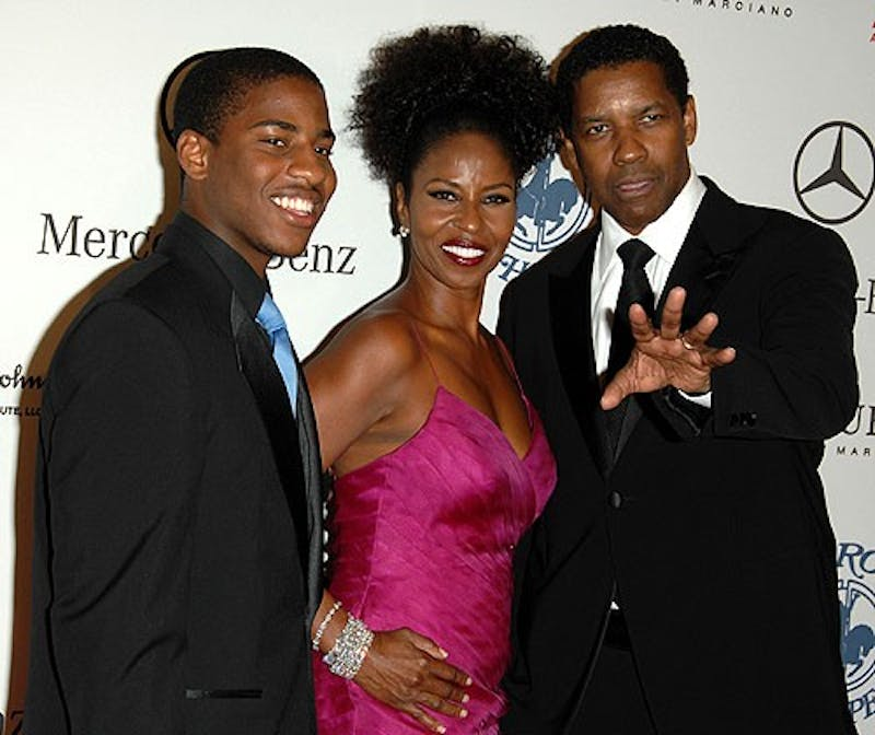 Denzel's Son Is Totally Coming To Penn