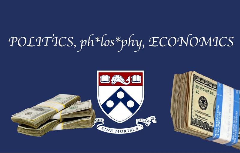 Following Big Donation, Penn to Rename Philosophy, Politics, and Economics Major to Politics, Philosophy, and Economics