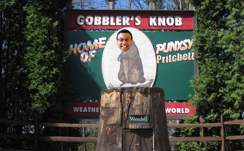 BREAKING: If Wendell Pritchett Sees His Shadow, We Get Vaccines Before May