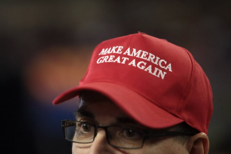 OP-ED: I Wear a MAGA Hat Just so Someone Will Make Eye Contact with Me