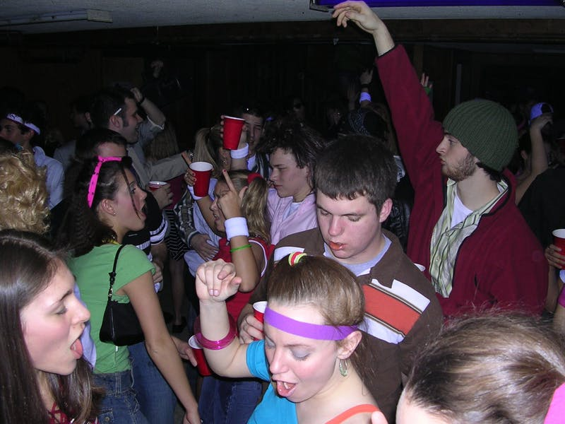 Frat Brothers Throw Epic Epidemic-Themed Downtown