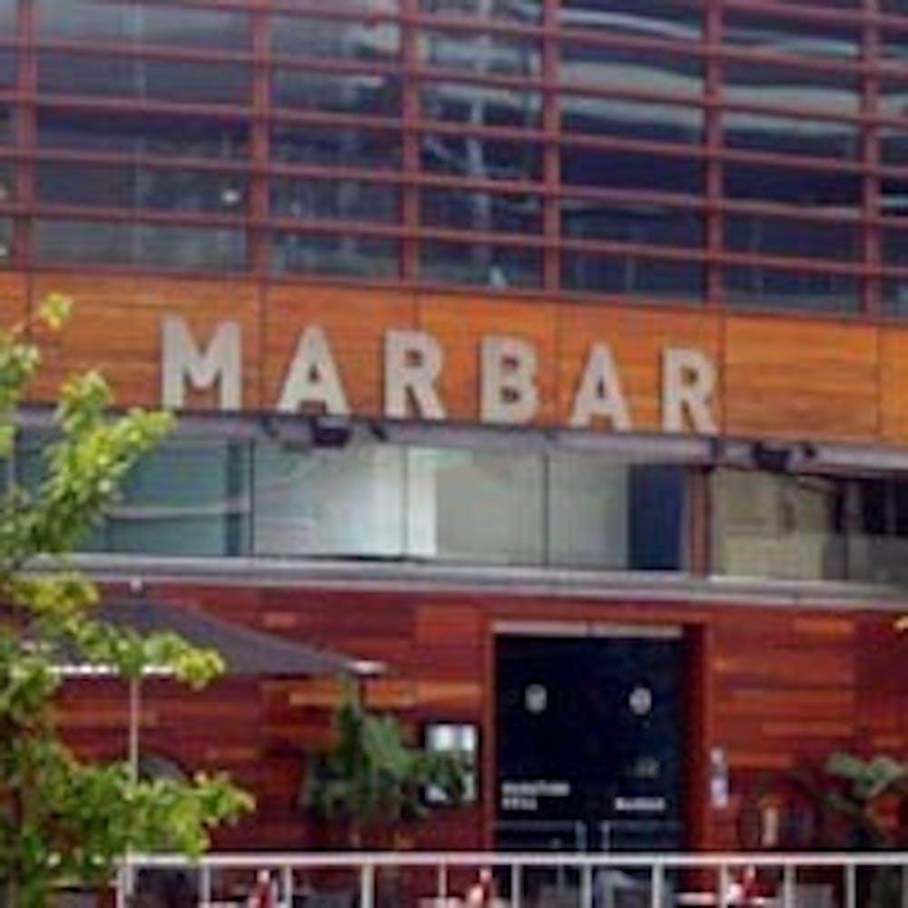 marbar