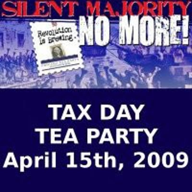 Tax Day Teabagging