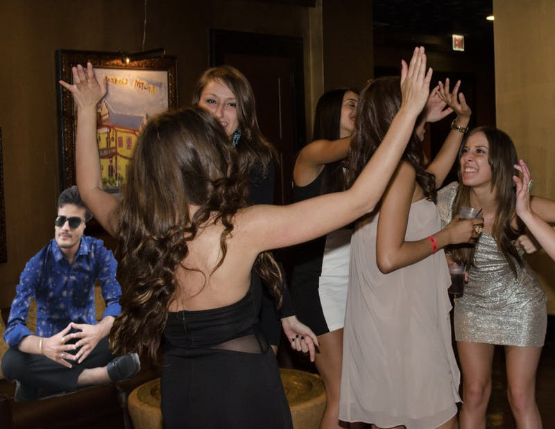 Meet Stan, the Sophomore Determined to Photobomb Every Date Night Picture
