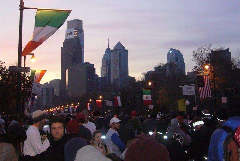 ShutterButton: 15th Annual Philadelphia Marathon