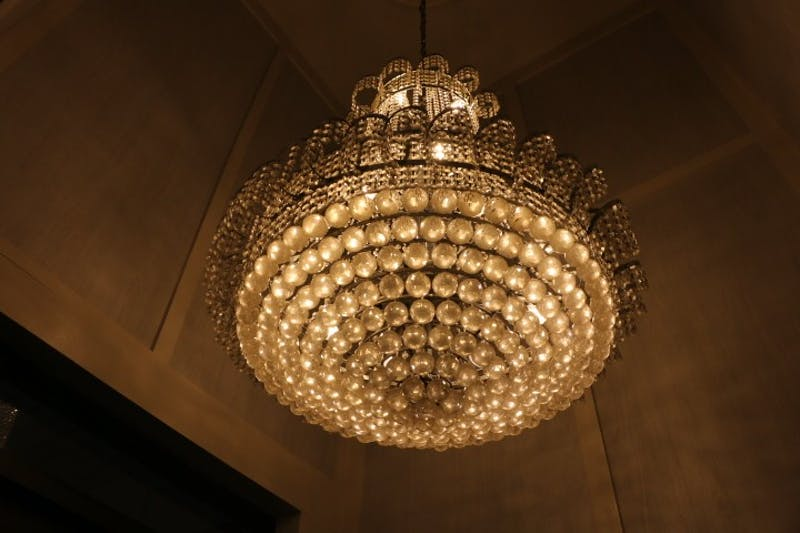 OP-ED: We Need to Talk About the Chandelier in Allegro's