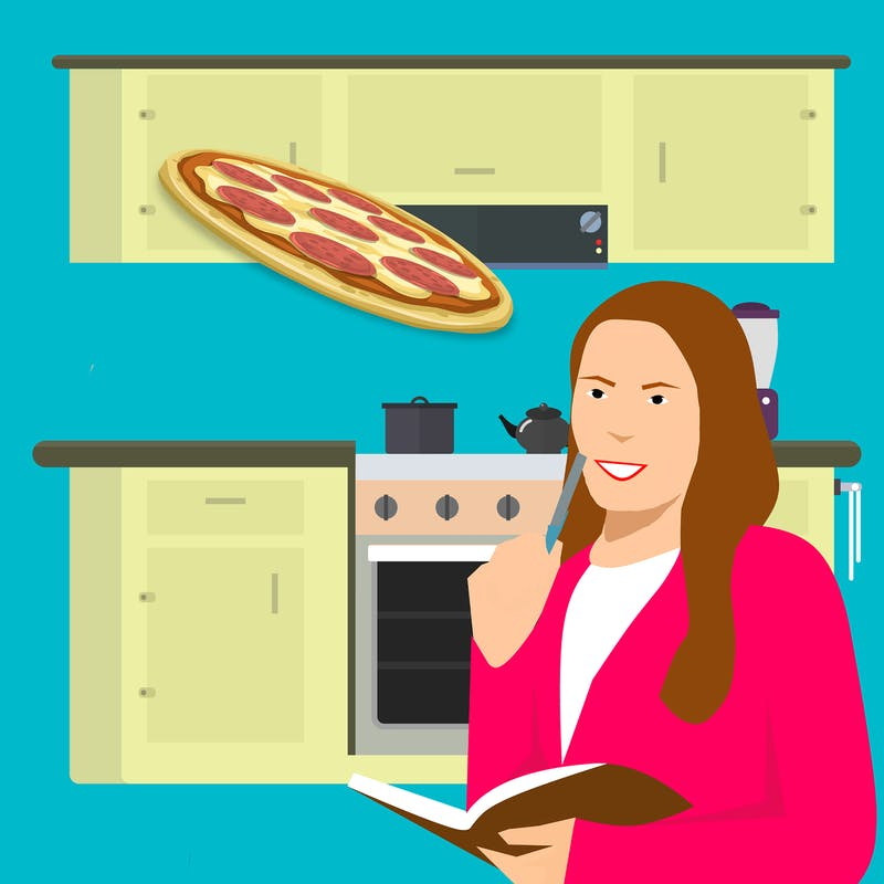 Op-Ed: &pizza is a Male-Dominated Space