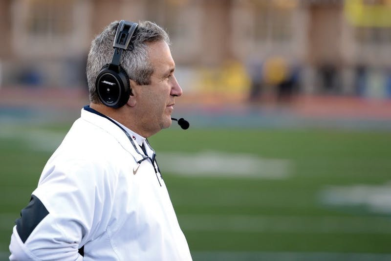 Penn Football Coach Ray Priore Takes On Second Job as Pizza Delivery Driver