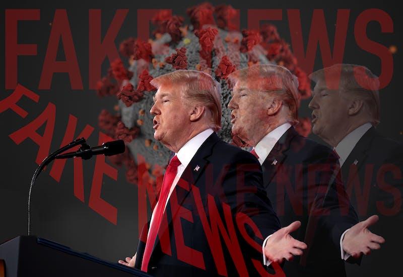 BREAKING: Trump Tests Positive for Democratic Hoax