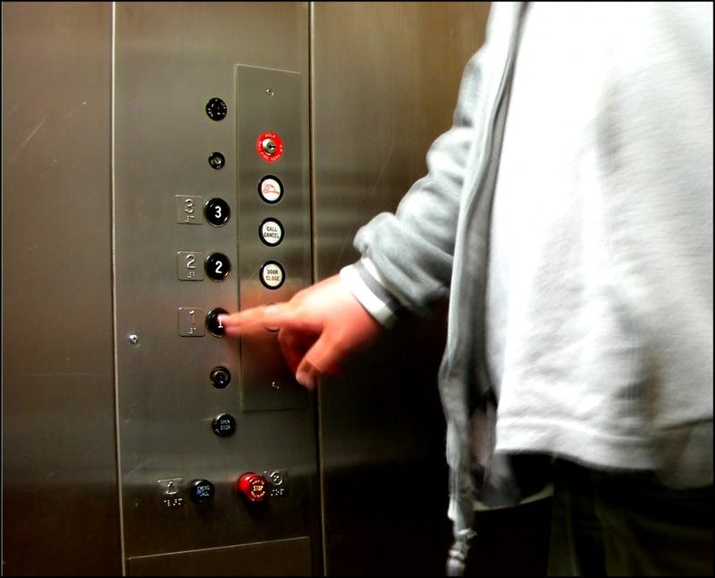OP-ED: God is Dead, and the Smell of This Man Next to Me in the Elevator Killed Him