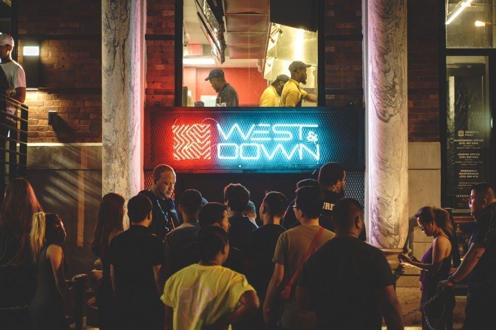 westanddown