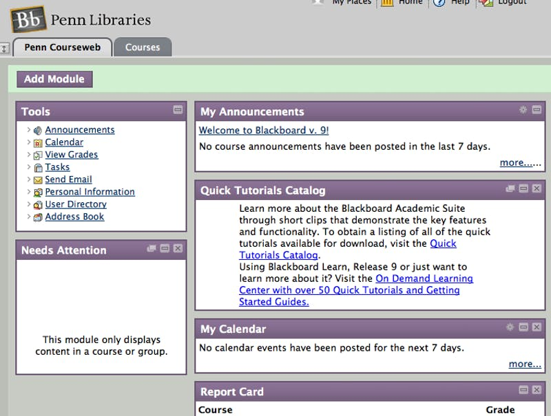 Blackboard Gets Makeover, Probably Still Crashes When You Need It