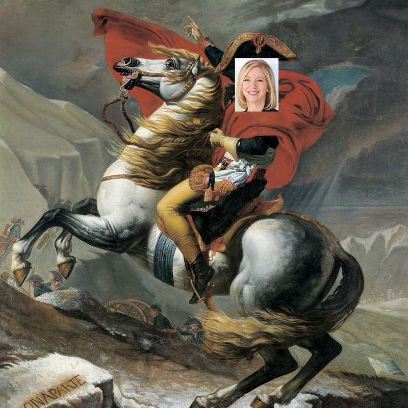 From Napoleon to Gutmann: Inside the Penn President's Quest to Conquer Philadelphia
