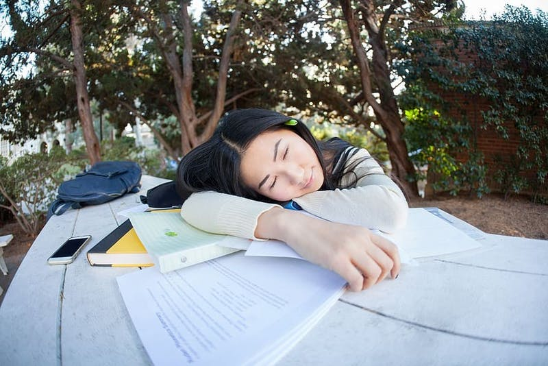 OP-ED: Yeah I Might Have Narcolepsy, or Maybe I'm Just Vibing