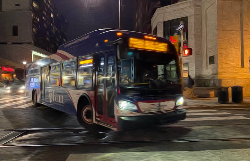 OP-ED: Caution, Bus is Turning