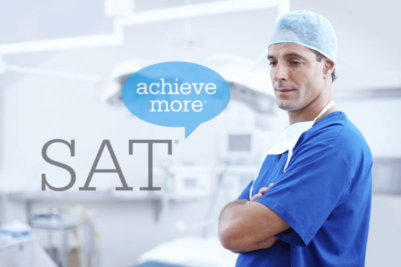 Yikes: Premed Accidentally Takes SAT Instead of MCAT