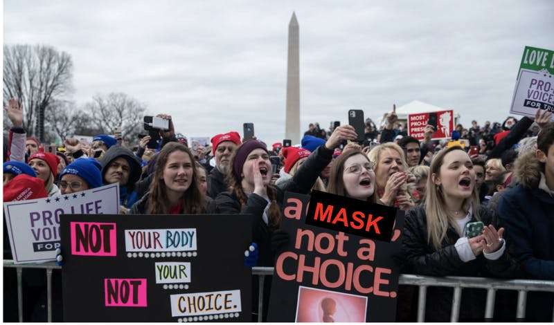 Supreme Court Rules Pro-Life: Officially Mandates Masks