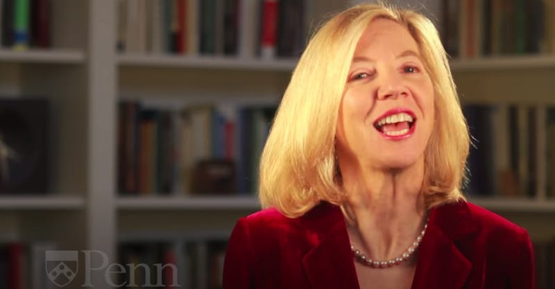 'Our Students Are First-Generation, Low-Income, and Obscenely Privileged, Too,' Says Amy Gutmann