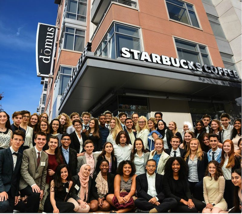 Making a Difference: Selfless Human Rights Law Students Collaborate to Save Vulnerable Starbucks Franchise