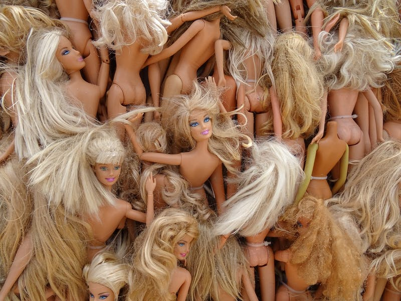 Stuck At Home: Frat Guy Missing Parties to Start Accosting Sister's Barbies