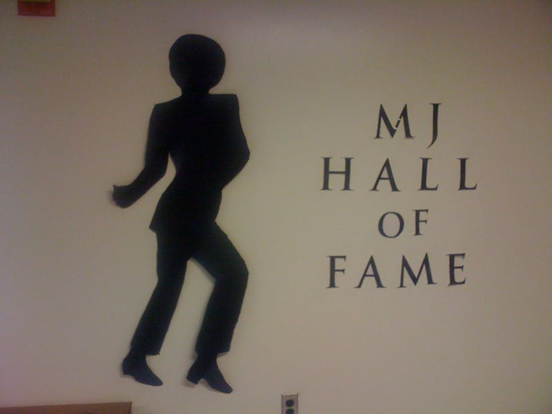 Search For The Greatest Hall Theme: Michael Jackson Hall