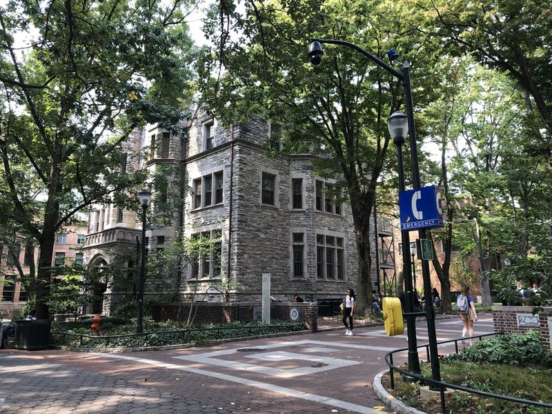 'Penn Men's Center for the Straight Male' to Be Housed Across  from ARCH