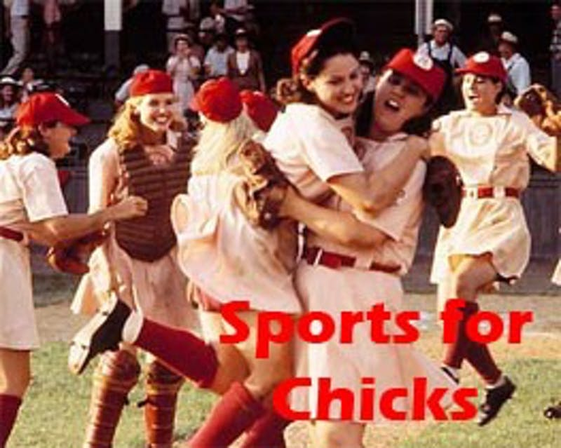 Sports Movies For Chicks