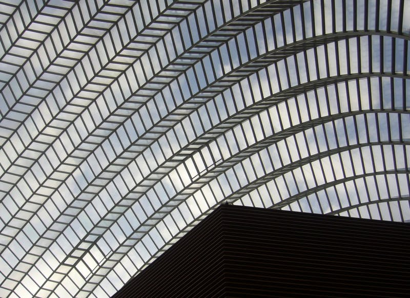 ShutterButton: Clear Skies At The Kimmel Center